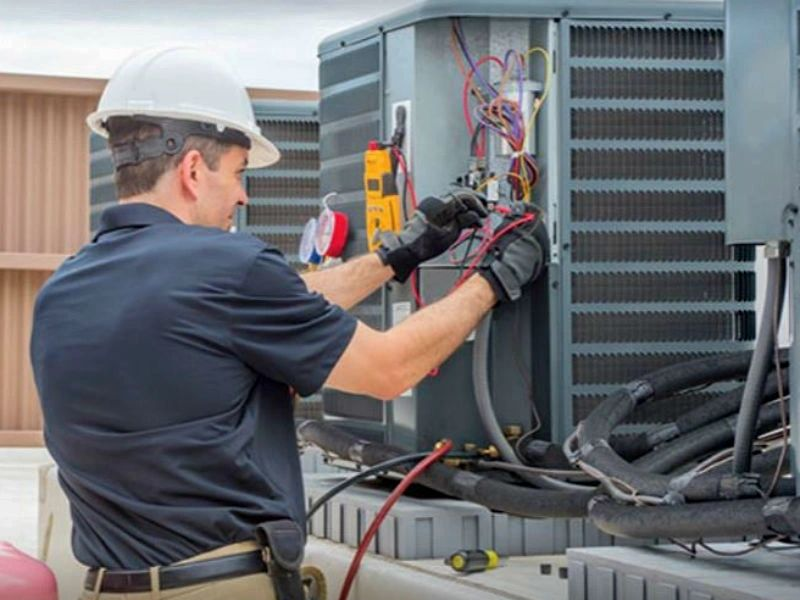 Air Conditioning Service Is Essential