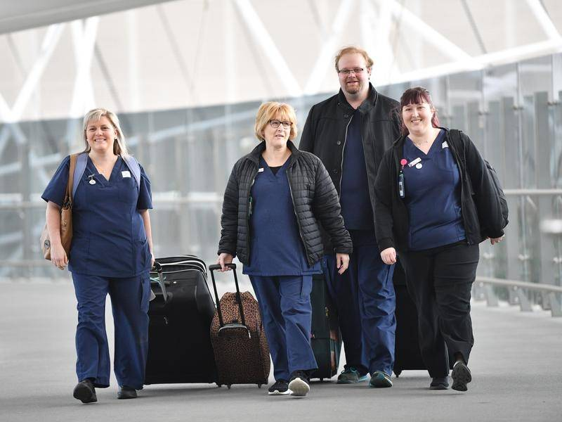 Available Travel Nursing Positions